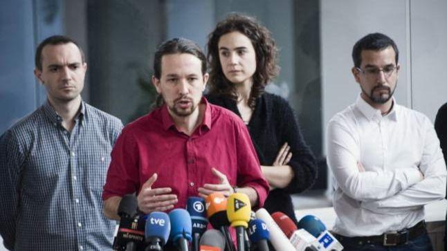 """Podemos ve """"avances"""" en los acuerdos con el PSOE en Castilla-La Mancha y Extremadura"""