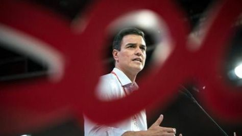 El 'otro' Pedro: un militante canario quiere 'sustituir' a Sánchez como candidato socialista en las elecciones generales