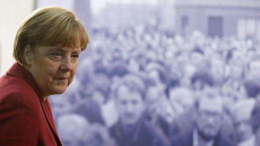 Merkel presiona a Tsipras: 'no queda mucho tiempo' para alcanzar un acuerdo con Grecia