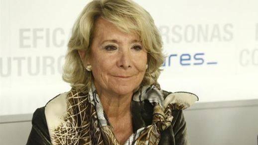 Podemos se queda con las ganas en su batalla contra Aguirre: desestimada la querella por vincularles con ETA