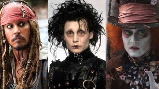 Johnny Depp cumple 52 primaveras... acumulando polémicas