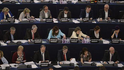 Aplazada 'in extremis' la votación del acuerdo de libre comercio entre EEUU y la Unión Europea
