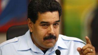 Felipe Gonz�lez vuelve a irritar a Venezuela al salir del pa�s en un avi�n de las Fuerzas Armadas de Colombia