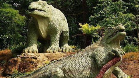¿Y si 'Jurassic Park' pudiera ser real?: descubren posible ADN de dinosaurio en restos de sangre