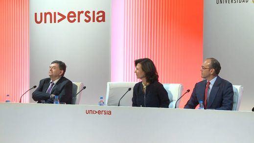 Ana Botín destaca en la Junta de Universia la necesidad de aprovechar el talento