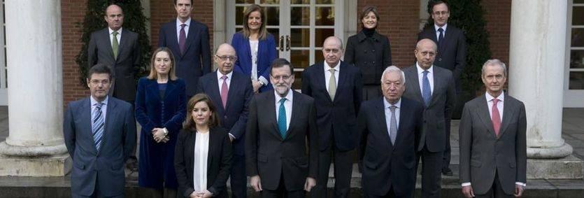 Los miembros del Gobierno especulan con su futuro por los cambios inminentes de Rajoy