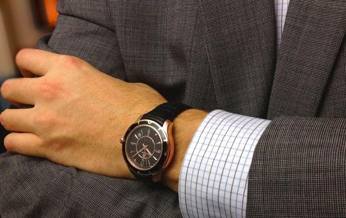 El control del tiempo y la elegancia eterna de los relojes