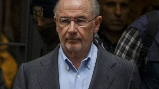 Rato y el resto de responsables de Bankia pagan 34 millones de fianza por la salida a bolsa