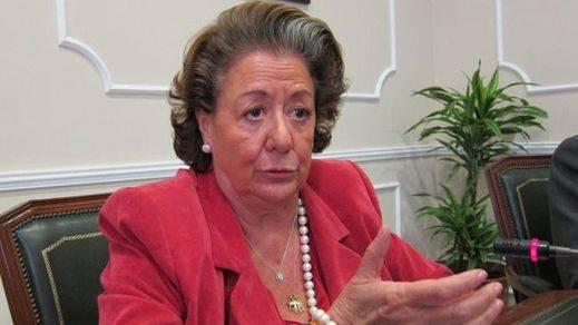 Rita Barberá elige una salida sin estruendos y deja el Ayuntamiento de Valencia