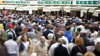 La Feria del Libro de Madrid aumenta sus ventas un 6,1%