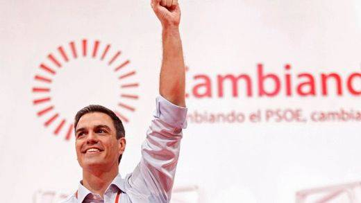 Pedro Sánchez podría alzarse como candidato a la Moncloa... sin necesidad de primarias