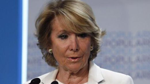 Aguirre da un paso atrás y prepara su retirada definitiva: no se presentará a la reelección como presidenta del PP de Madrid
