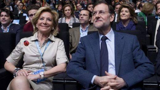 Aguirre vuelve a retar a Rajoy: pide celebrar el congreso regional antes que el nacional