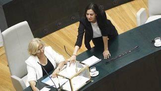 Piden un a�o de prisi�n para la portavoz de Carmena, Rita Maestre, por el asalto a una capilla en 2011
