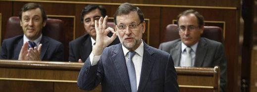 Rajoy se niega a revelar en el Congreso sus cambios y acaba hablando de izquierda radical y Venezuela