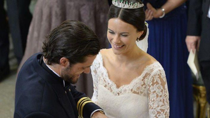 Carlos Felipe de Suecia y Sofía Hellqvist: el amor ha triunfado