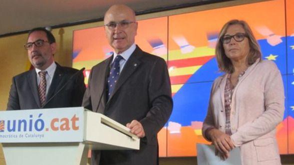 Unió sale del gobierno catalán por el 'ultimátum' de Mas