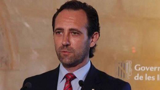 Bauzá deja Baleares para ser senador autonómico