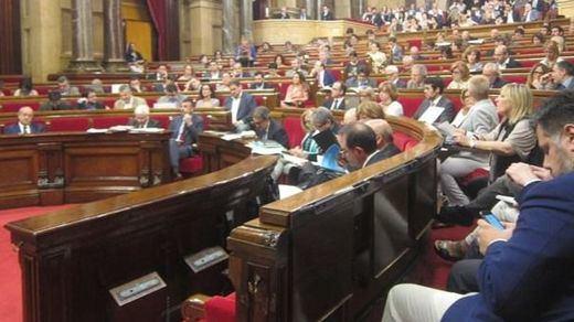 La Audiencia Nacional suspende la entrada en prisión de los condenados por el asedio al Parlament en 2011