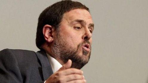 Junqueras propone un bloque de izquierda independentista para las elecciones catalanas