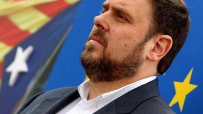 Junqueras, proclamado candidato de ERC a la Presidencia de la Generalitat