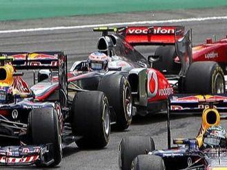 Hamilton saldrá primero en Austria, donde igualó las 45 'poles' de Vettel