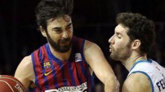 ACB: el Madrid apuntilla al Bar�a y le deja al borde del K.O. (100-80)