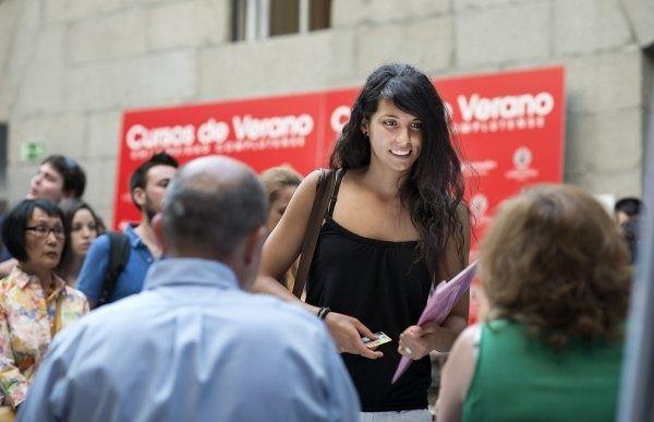 Emprendimiento, 'Flexiworking' y empleo universitario en los cursos de verano que la UCM celebra en la Ciudad Grupo Santander