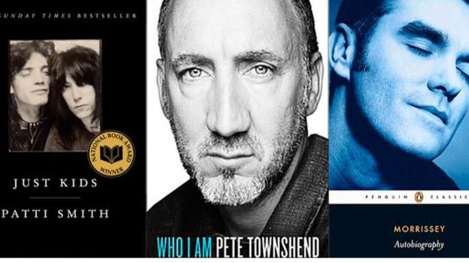 Autobiografías: la nueva tendencia entre los 'dioses del rock'