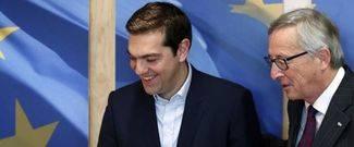 Europa respira ante la cercan�a de un acuerdo con Grecia que supondr�a un golpe duro a Syriza