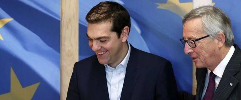 Europa respira ante la cercanía de un acuerdo con Grecia que supondría un golpe duro a Syriza