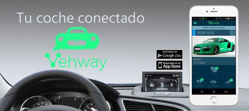 VEHWAY, tu y tu coche conectados