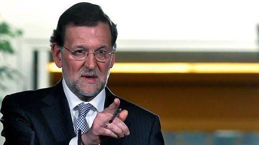 Rajoy tira de hemeroteca y le recuerda a Sánchez su negativa a pactar con Podemos: