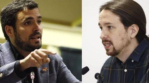 Reunión entre Pablo Iglesias y Alberto Garzón: ¿última oportunidad para una lista conjunta en las generales?