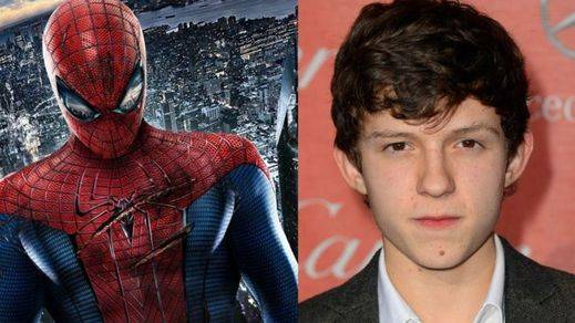Tom Holland será el tercer Spiderman, esta vez de Marvel