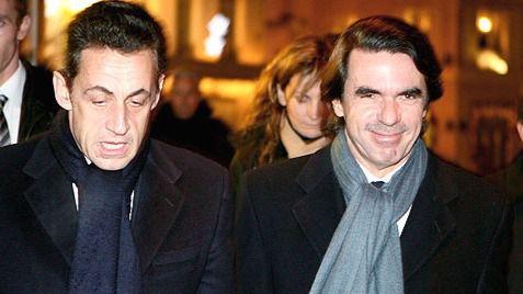 De ex presidente a ex presidente: Aznar ficha a Sarkozy para inaugurar el campus FAES de este año