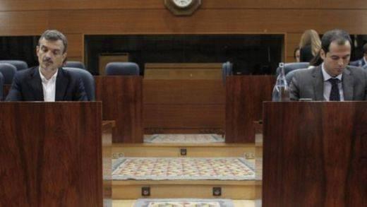 Podemos anima una fácil sesión de investidura para Cifuentes en Madrid