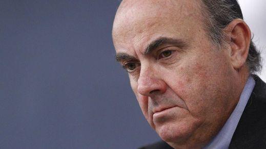 La economía española por fin se dispara: De Guindos afirma que el PIB crece próximo al 4%