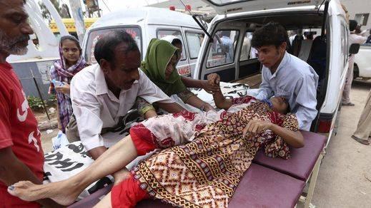 Las autoridades religiosas de Pakistán permiten romper el ayuno del Ramadán ante las muertes por la ola de calor