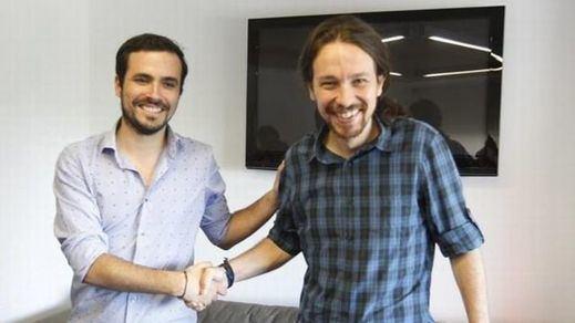 Garzón dice 'no' a integrar IU en Podemos: