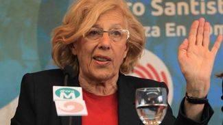 Carmena renuncia al palco de Las Ventas, �lo har� tambi�n Cristina Cifuentes?