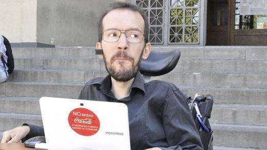 Echenique acusa al PSOE de querer