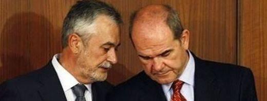 El Supremo decide continuar el procedimento contra Chaves y Griñán al ver