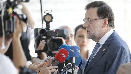 Rajoy no cede a las presiones y rumores: reafirma que no habrá adelanto de las generales