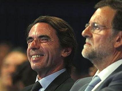 Aznar reclama al PP mayor credibilidad: