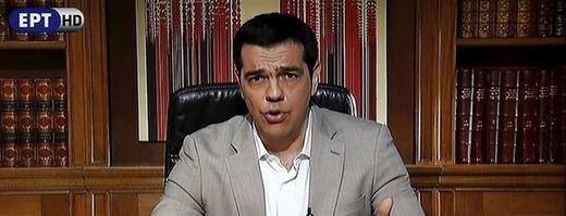 La tragedia griega llega a su apogeo: Tsipras anuncia el cierre provisional de los bancos