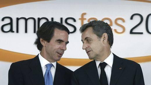 Sarkozy reclama un Fondo Monetario Europeo para no depender de otros en crisis como la de Grecia