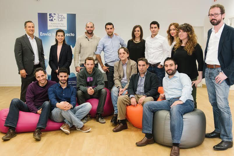 TOP SEEDS LAB acelerará cuatro startups con 50.000 euros de inversión directa por proyecto