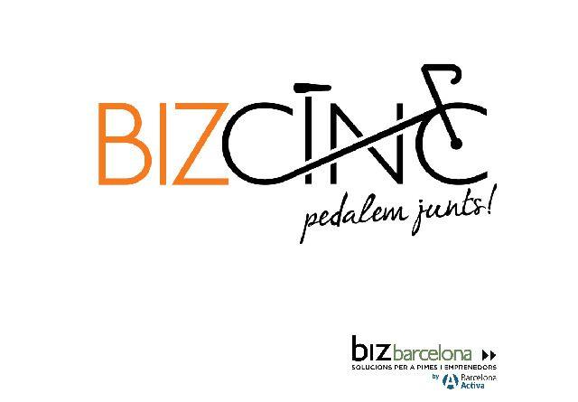 Presentación del nuevo club de emprendedores BIZCinc en la Feria del Emprendedor BizBarcelona
