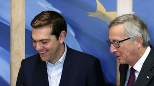 Bruselas hace a Tsipras una oferta de última hora para alcanzar un acuerdo